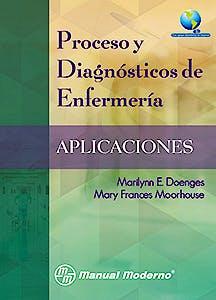 Portada del libro 9786074484007 Proceso y Diagnosticos de Enfermeria. Aplicaciones