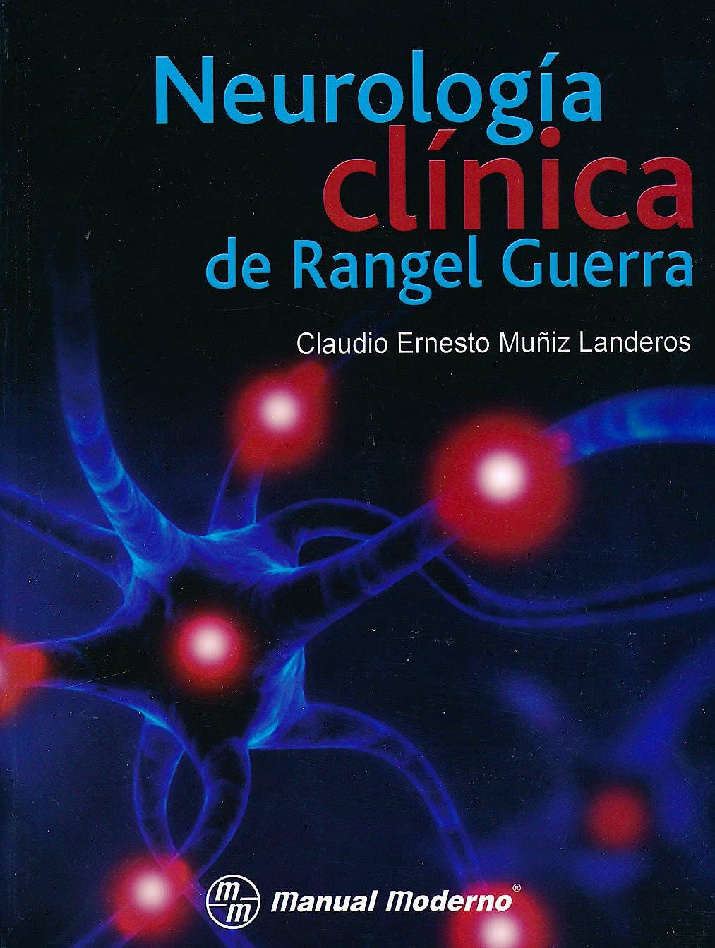 Portada del libro 9786074484793 Neurología Clínica de Rangel Guerra