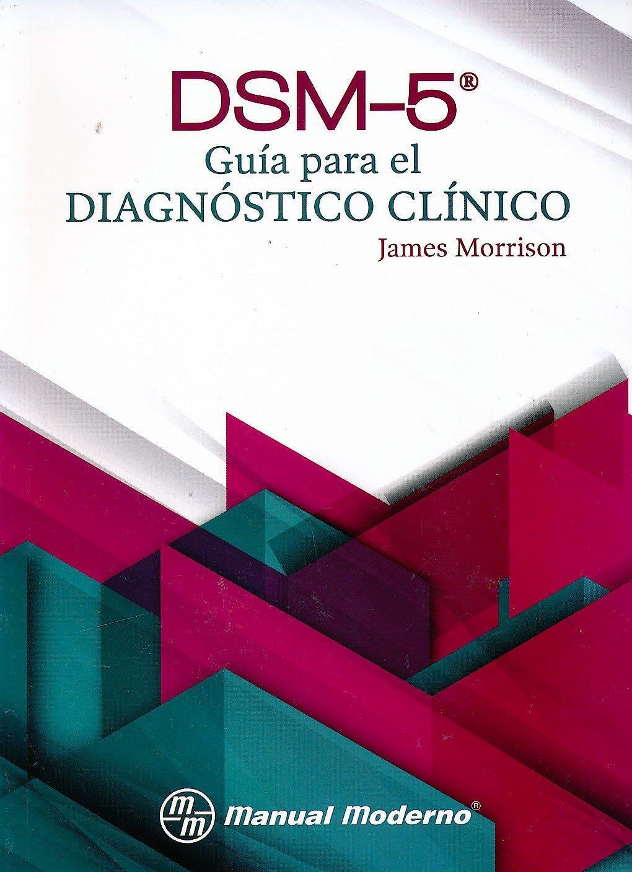Portada del libro 9786074484892 DSM-5 Guía para el Diagnóstico Clínico