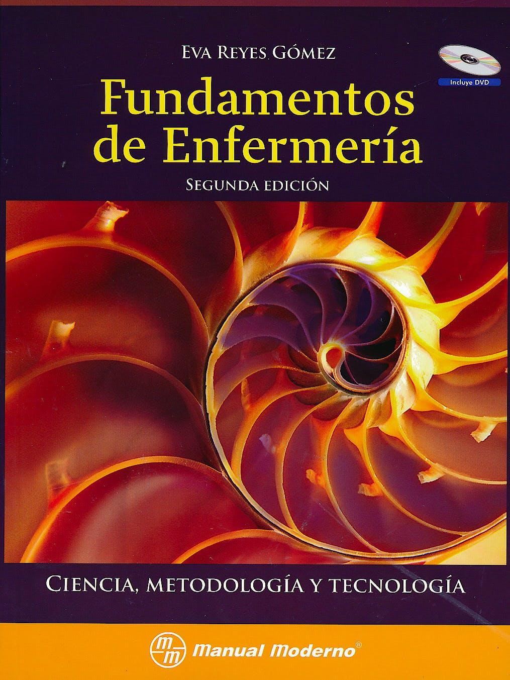 Portada del libro 9786074485042 Fundamentos de Enfermeria