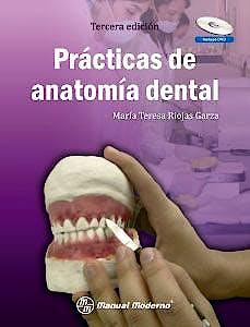 Portada del libro 9786074485387 Practicas de Anatomia Dental + Dvd