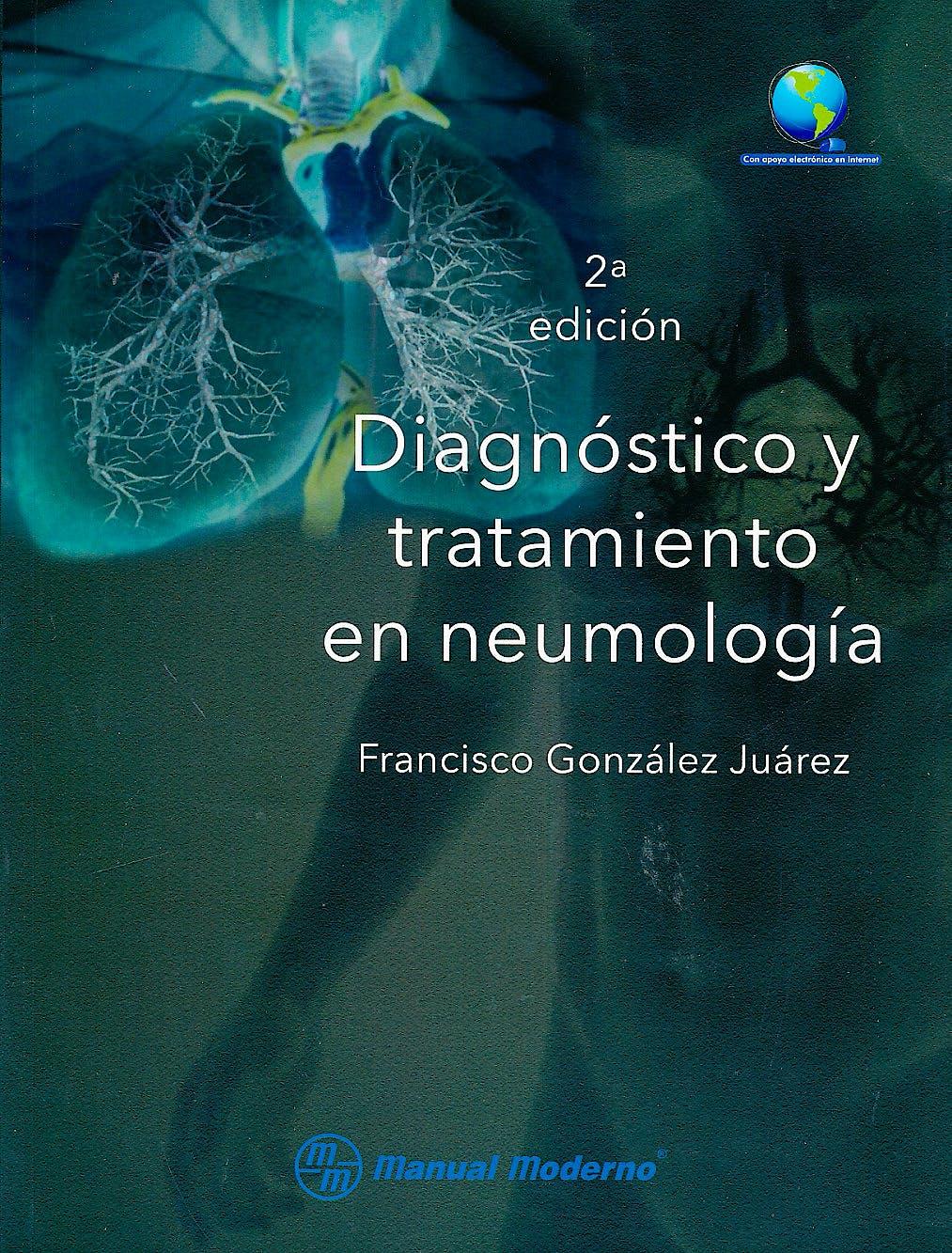 Portada del libro 9786074485530 Diagnóstico y Tratamiento en Neumología