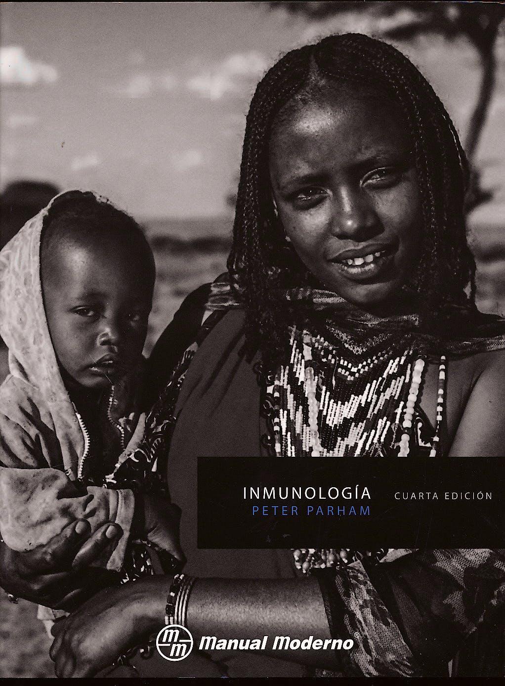 Portada del libro 9786074485646 Inmunología