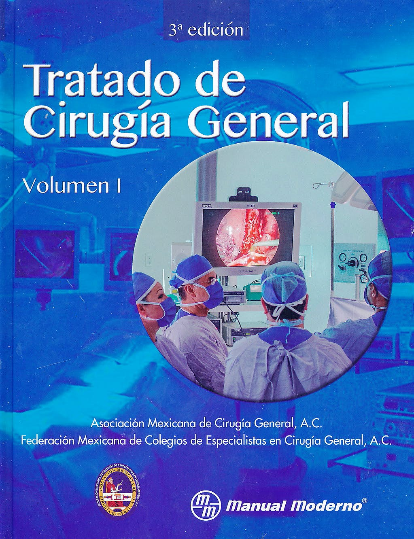 Portada del libro 9786074485783 Tratado de Cirugía General, 2 Vols.