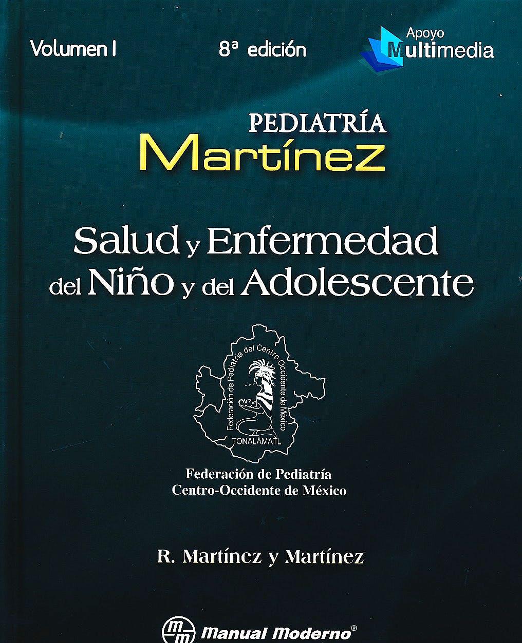 Portada del libro 9786074486018 Salud y Enfermedad del Niño y del Adolescente, 2 Vols.