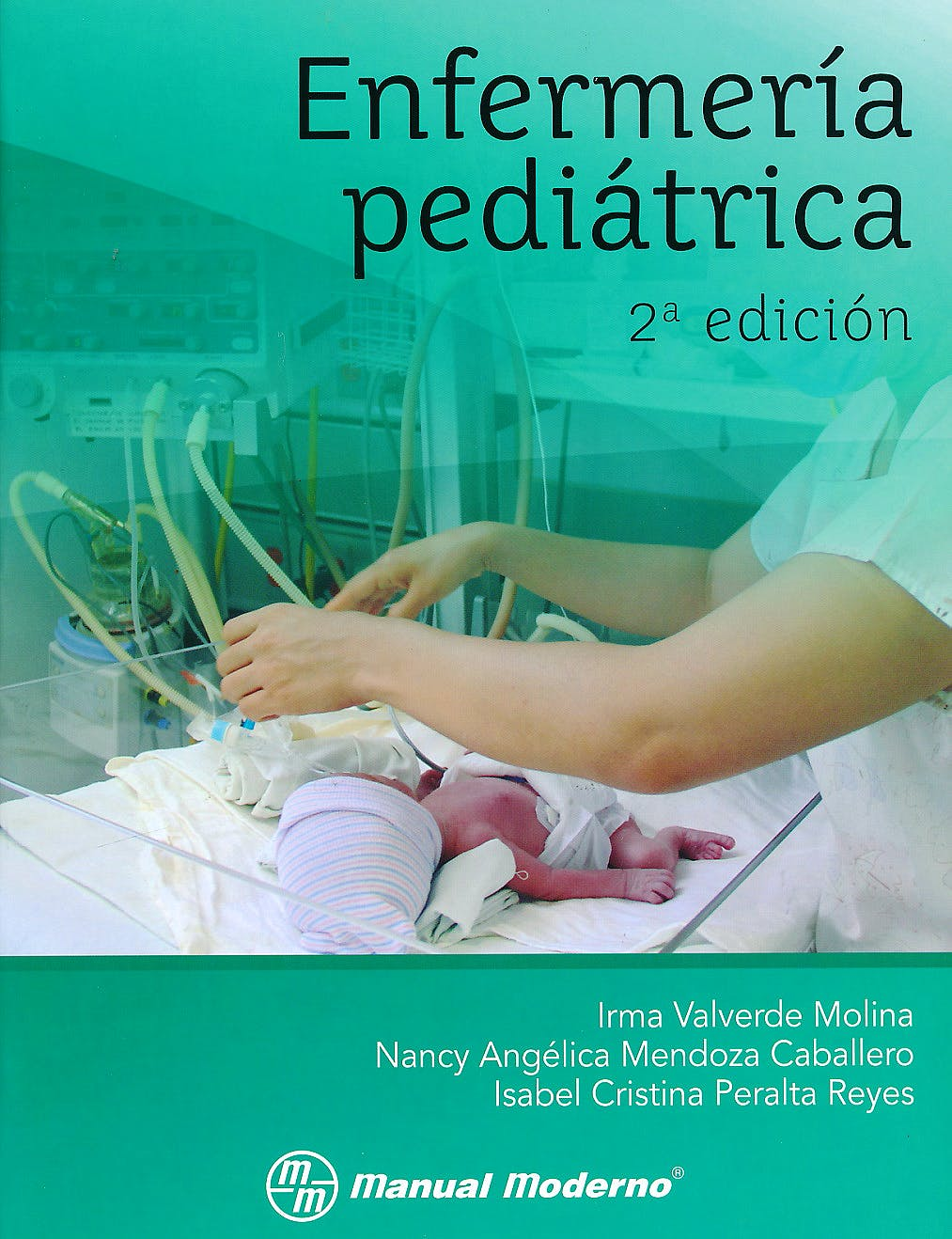 Portada del libro 9786074486094 Enfermeria Pediatrica
