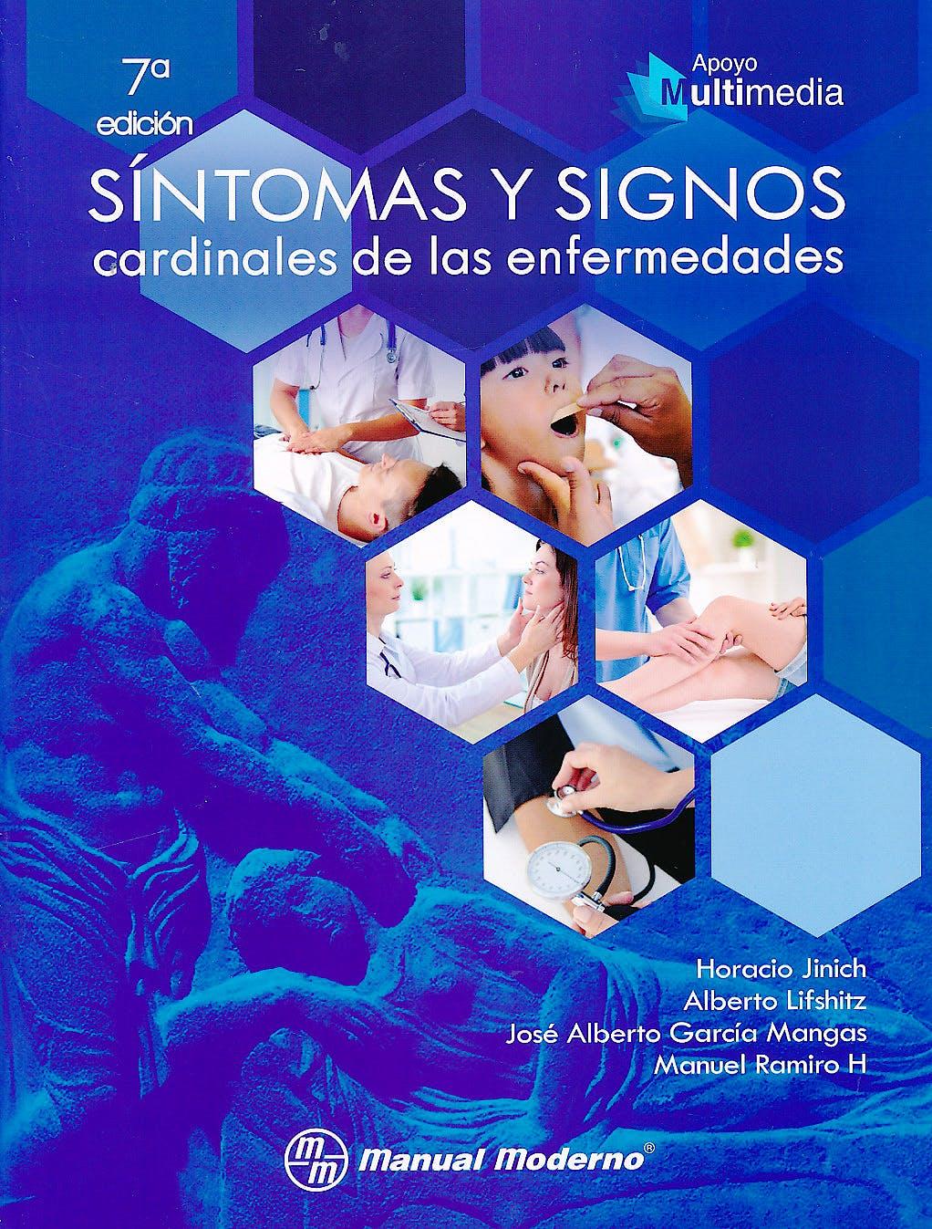Portada del libro 9786074486124 Síntomas y Signos Cardinales de las Enfermedades