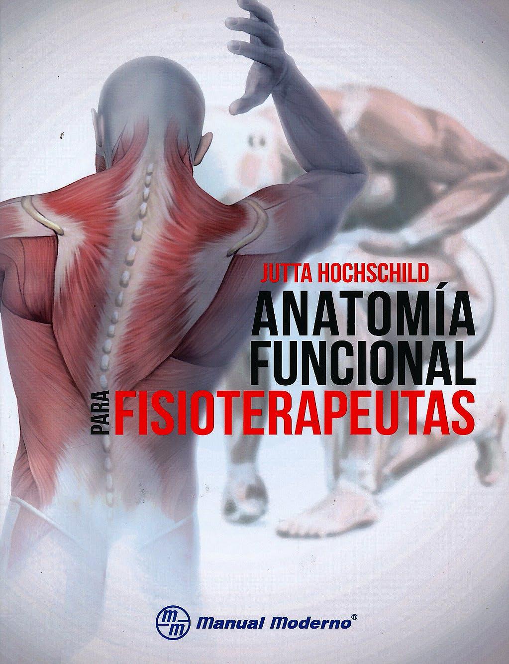Producto: Anatomía Funcional para Fisioterapeutas