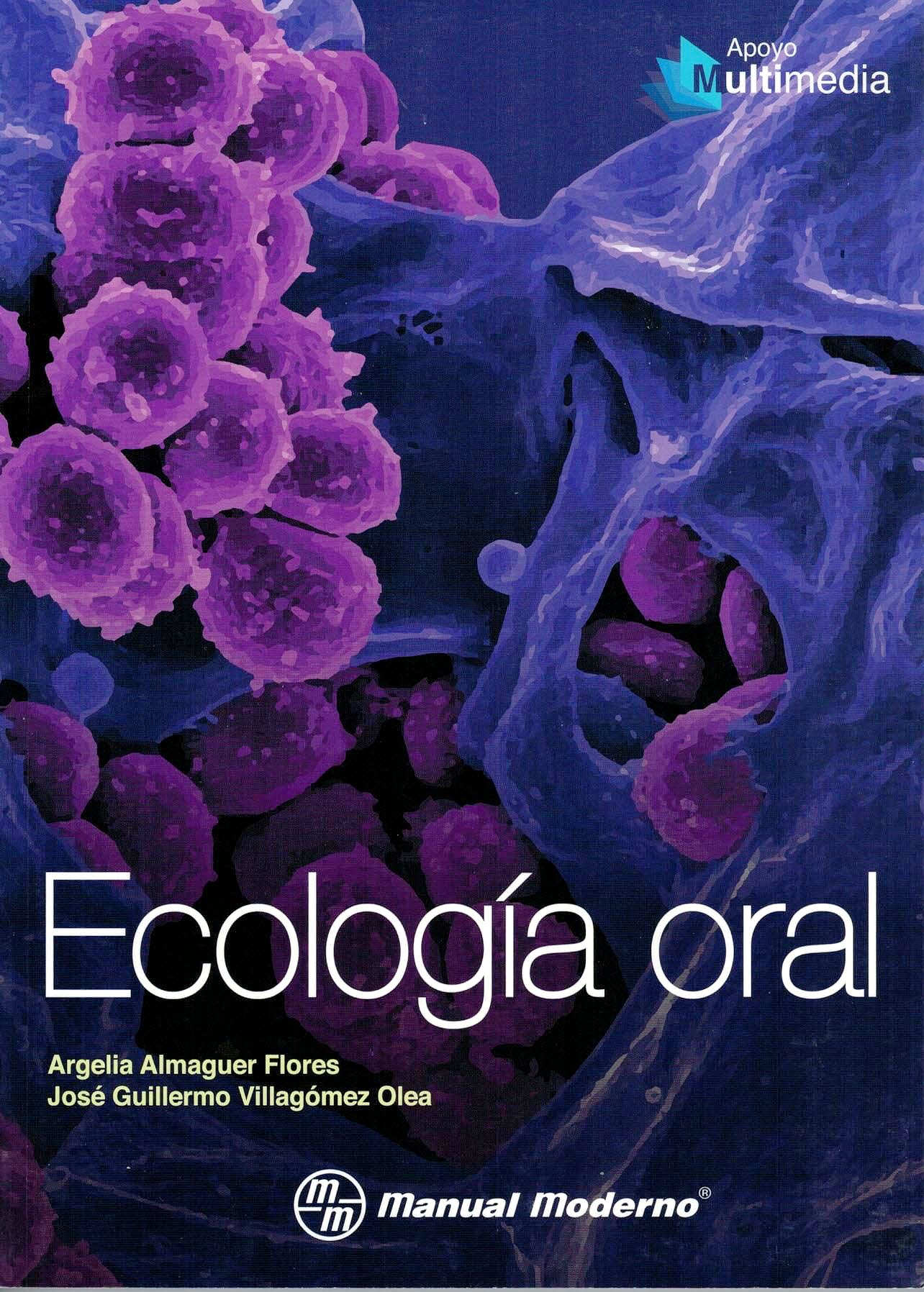 Portada del libro 9786074486544 Ecología Oral