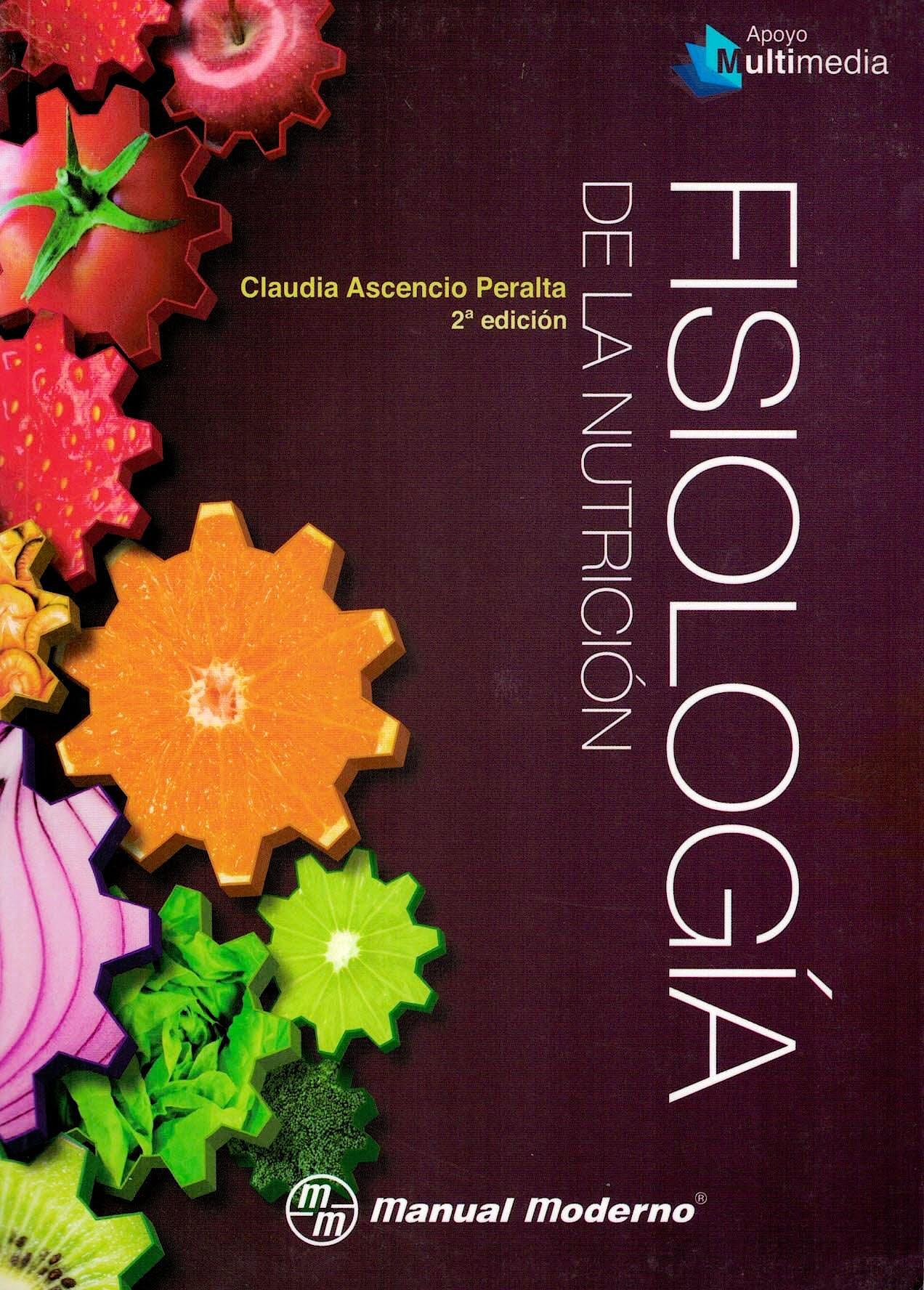 Portada del libro 9786074486575 Fisiología de la Nutrición
