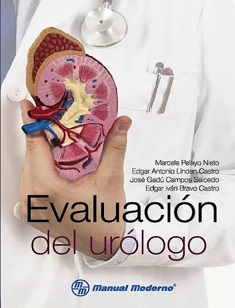 Portada del libro 9786074487022 Evaluación del Urólogo