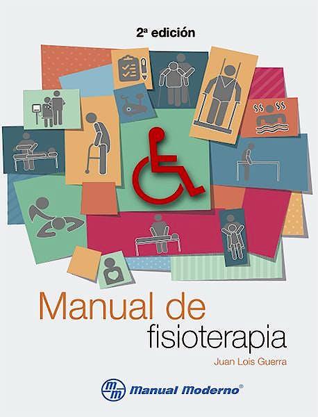 Portada del libro 9786074487107 Manual de Fisioterapia