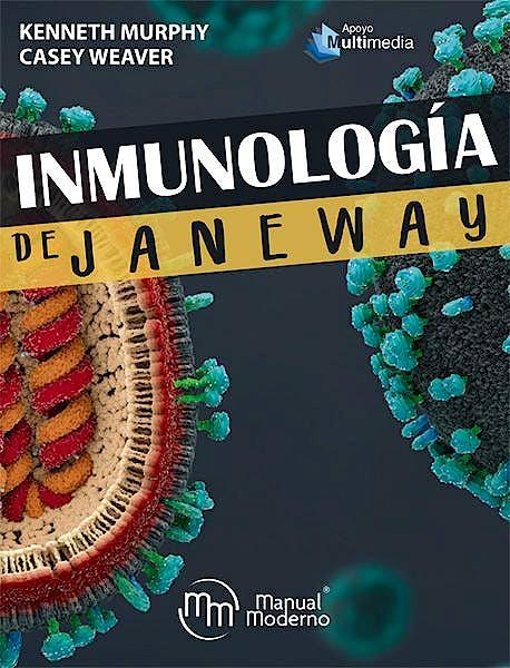 Portada del libro 9786074487671 Inmunología de Janeway