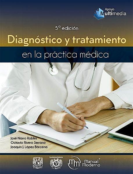 Portada del libro 9786074488197 Diagnóstico y Tratamiento en la Práctica Médica
