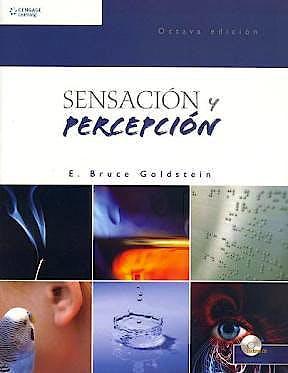 Portada del libro 9786074813746 Sensacion Percepcion + Cd