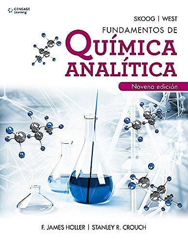 Portada del libro 9786075193779 Fundamentos de Química Analítica