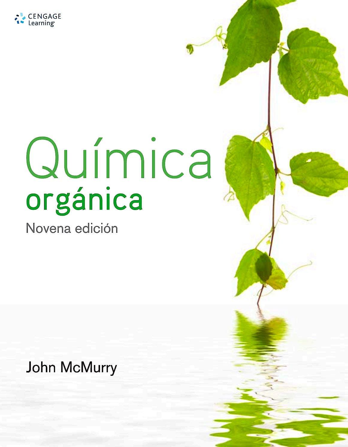 Portada del libro 9786075265582 Química Orgánica