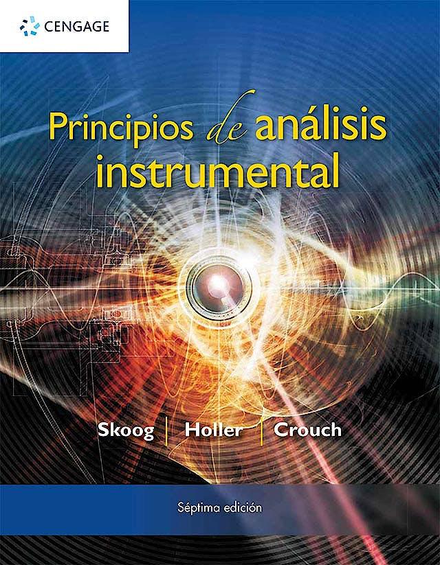 Portada del libro 9786075266558 Principios de Análisis Instrumental