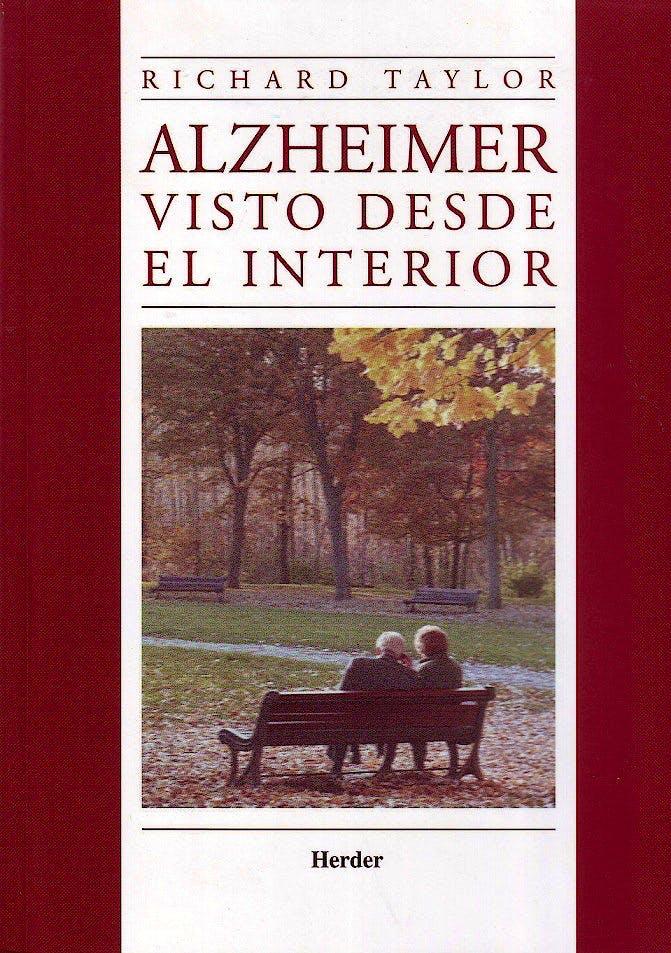 Portada del libro 9786077727071 Alzheimer Visto desde el Interior