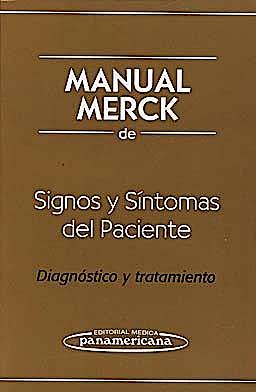 Portada del libro 9786077743095 Manual Merck de Signos y Síntomas del Paciente. Diagnóstico y Tratamiento