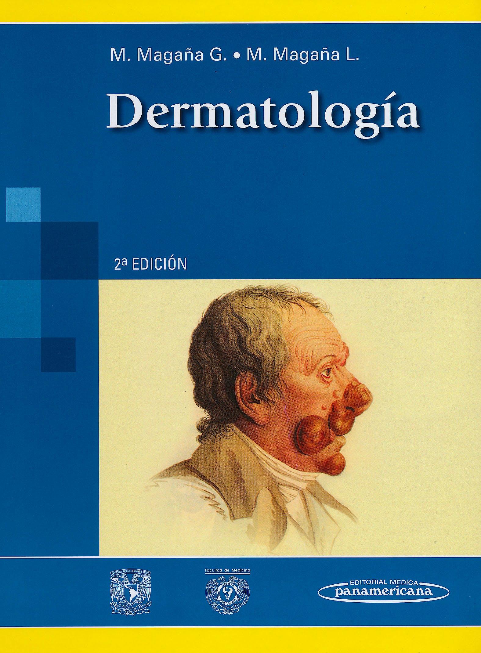 Portada del libro 9786077743248 Dermatología