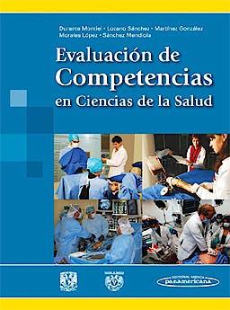 Portada del libro 9786077743477 Evaluación de Competencias en Ciencias de la Salud