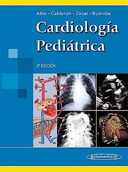 Portada del libro 9786077743743 Cardiología Pediátrica