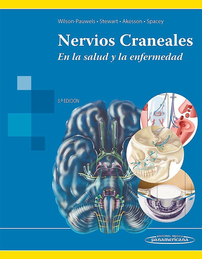 Portada del libro 9786077743811 Nervios Craneales. En la Salud y la Enfermedad