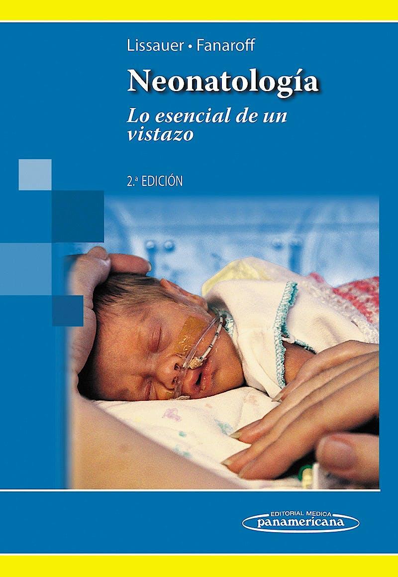 Portada del libro 9786077743965 Neonatología. Lo Esencial de un Vistazo