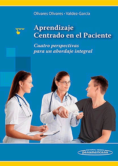 Portada del libro 9786078546015 Aprendizaje Centrado en el Paciente. Cuatro Perspectivas para un Abordaje Integral