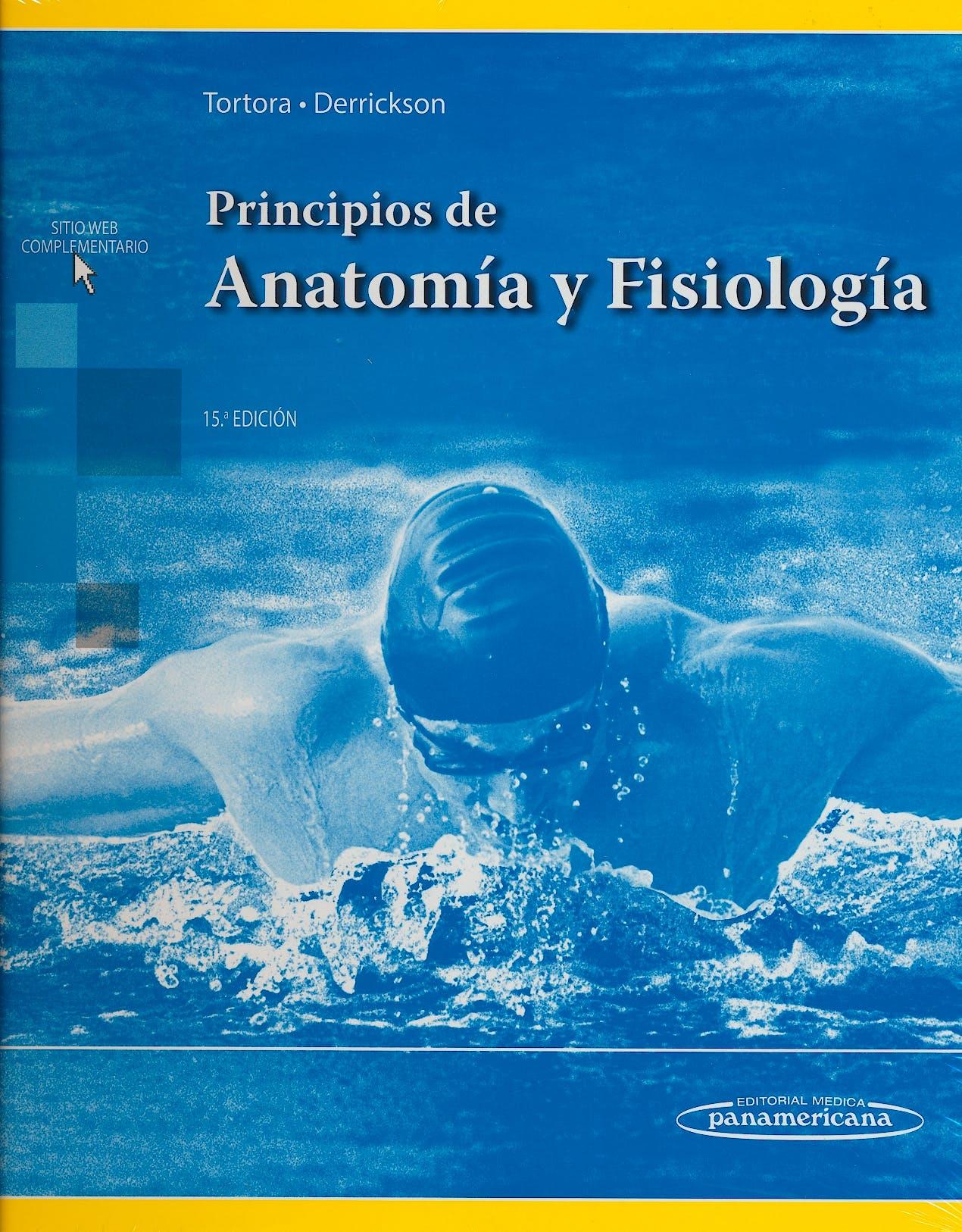 Portada del libro 9786078546114 Principios de Anatomía y Fisiología