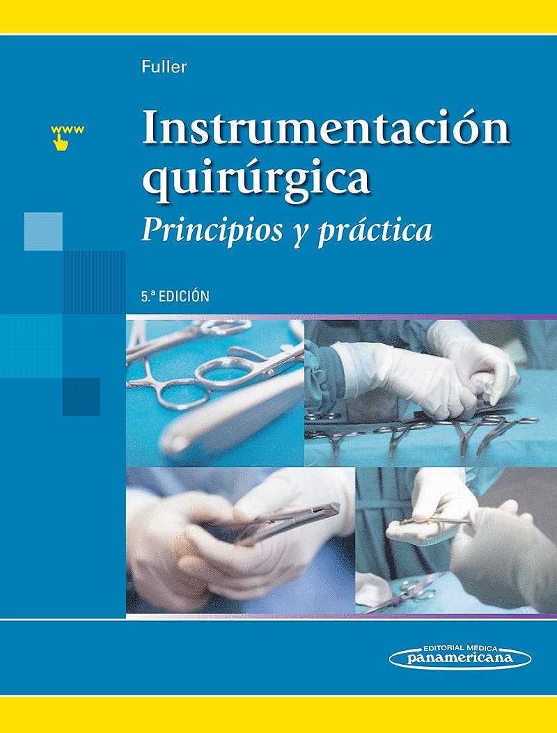 Portada del libro 9786078546299 Instrumentación Quirúrgica. Principios y Práctica (Reimpresión 2020)