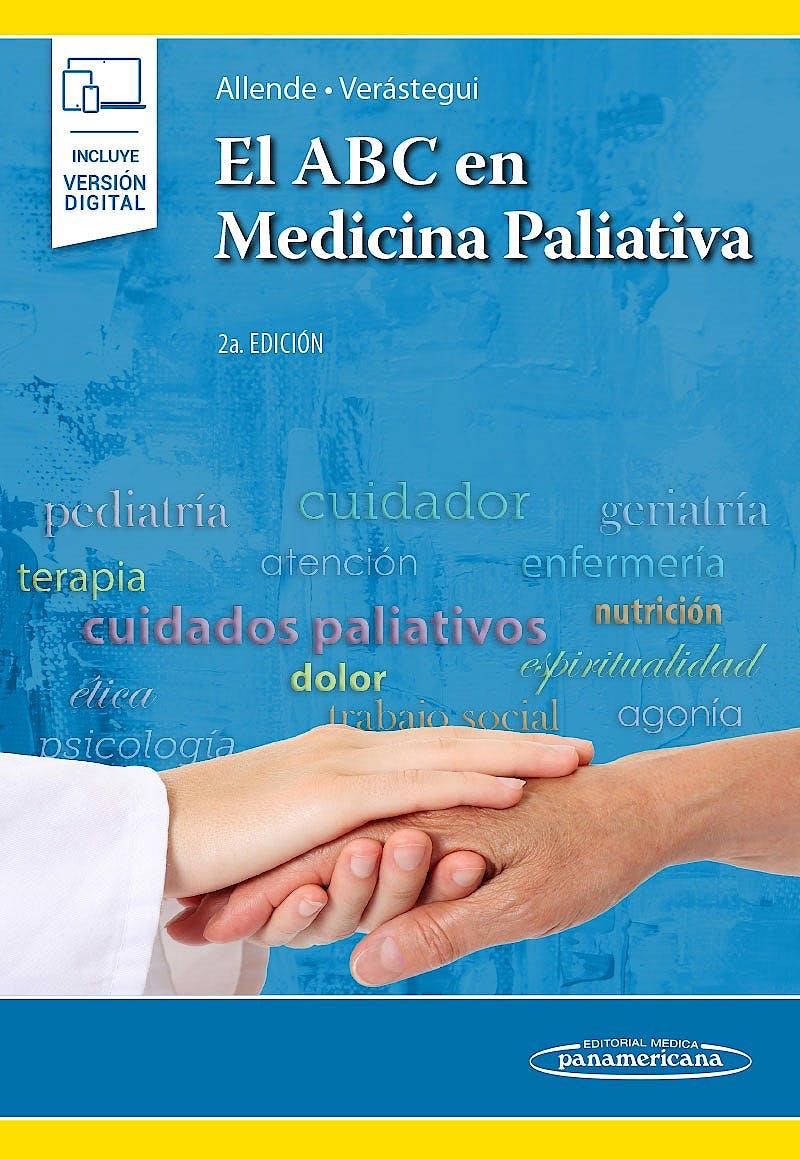 Portada del libro 9786078546312 El ABC en Medicina Paliativa (Incluye Versión Digital)