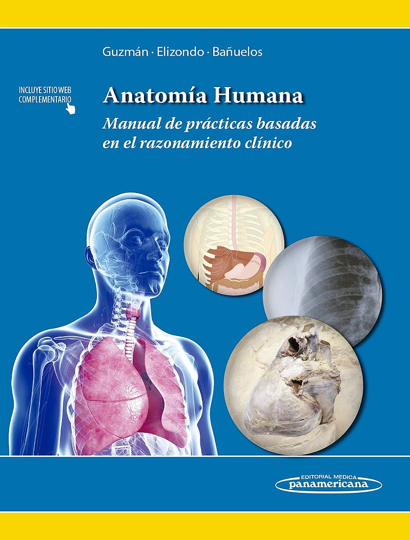 Producto: Anatomía Humana. Manual de Prácticas Basadas en el ...