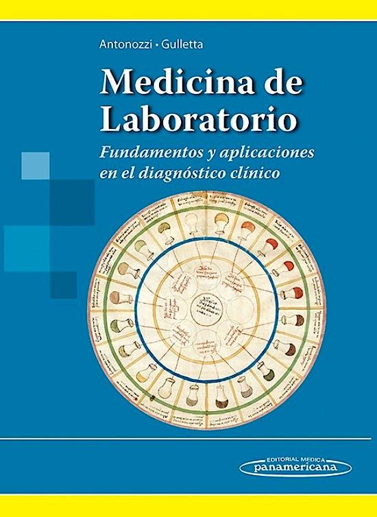 Portada del libro 9786079356712 Medicina de Laboratorio. Fundamentos y Aplicaciones en el Diagnóstico Clínico