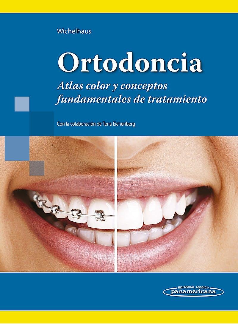 Portada del libro 9786079356880 Ortodoncia. Atlas Color y Conceptos Fundamentales de Tratamiento