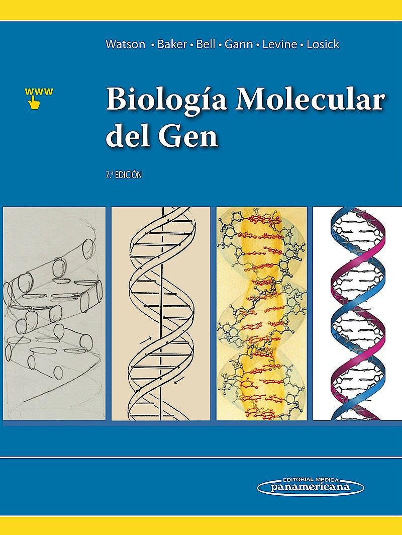 Portada del libro 9786079356897 Biología Molecular del Gen + Acceso Online