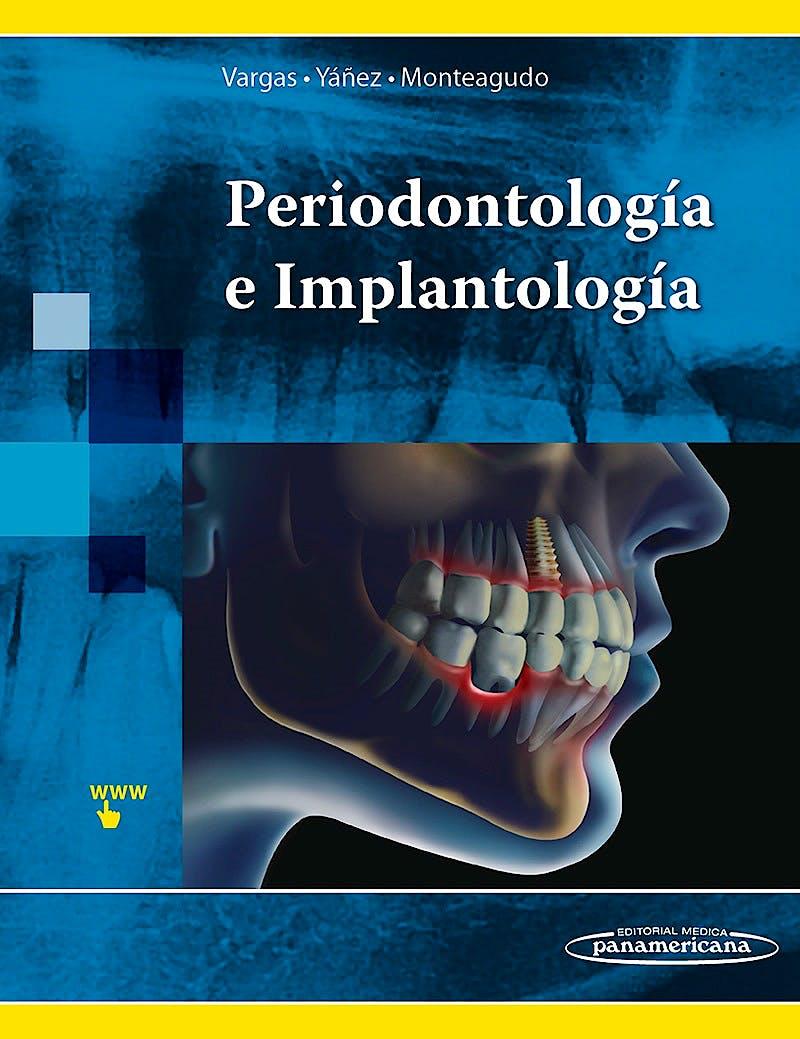Portada del libro 9786079356910 Periodontología e Implantología