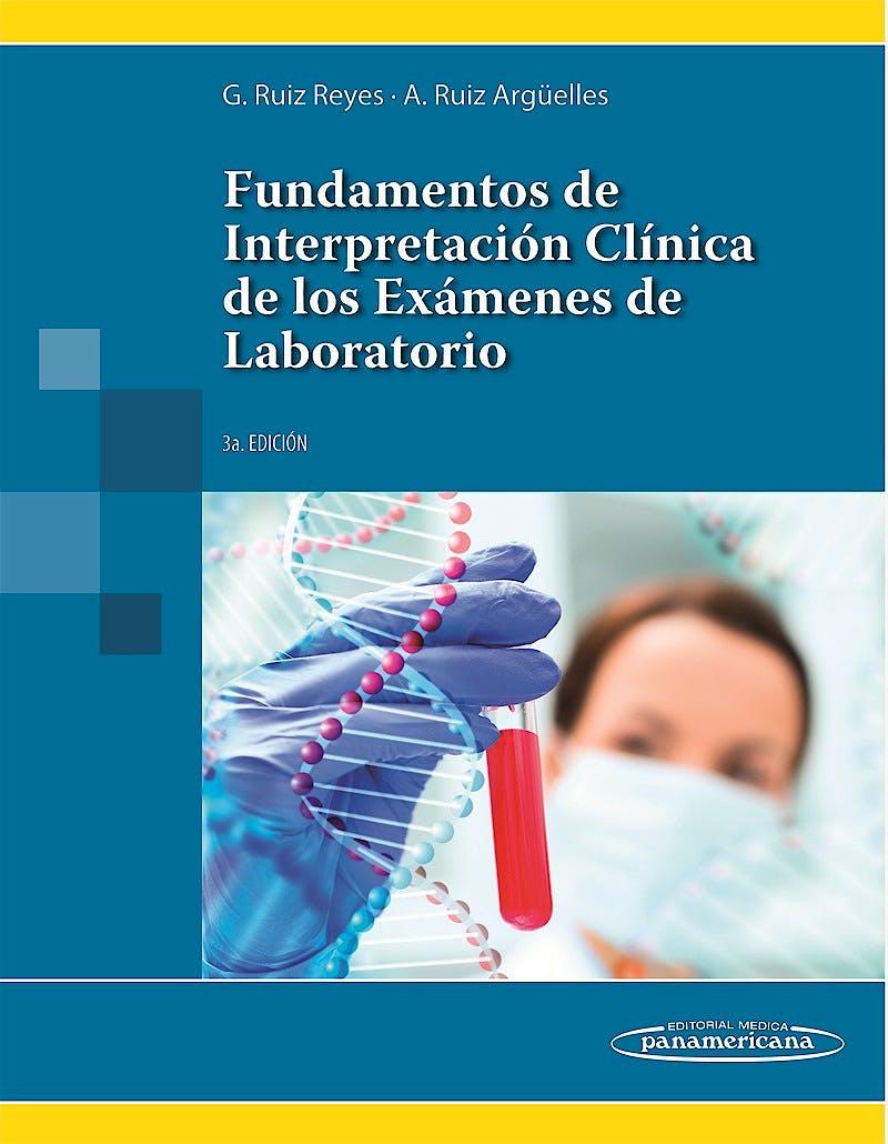 Portada del libro 9786079356989 Fundamentos de Interpretación Clínica de los Exámenes de Laboratorio