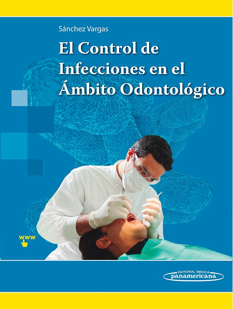 Portada del libro 9786079736859 El Control de Infecciones en el Ámbito Odontológico