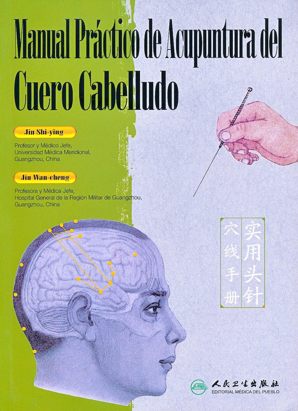 Producto: Manual Práctico de Acupuntura del Cuero Cabelludo