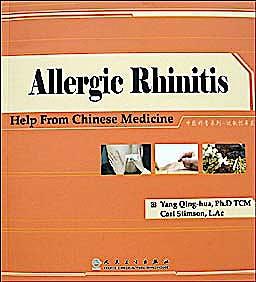 Portada del libro 9787117116176 Allergic Rhinitis. Help from Chinese Medicine