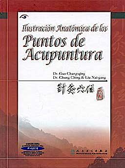 Portada del libro 9787117120098 Ilustración Anatómica de los Puntos de Acupuntura