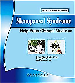 Portada del libro 9787117120104 Menopausal Syndrome - Help from Chinese Medicine