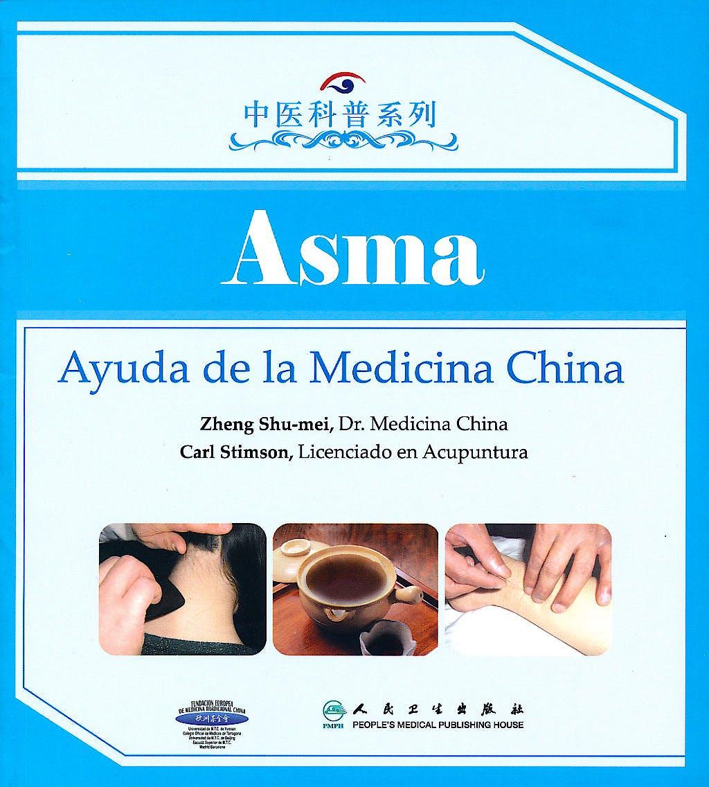 Portada del libro 9787117132213 Asma. Ayuda de la Medicina China