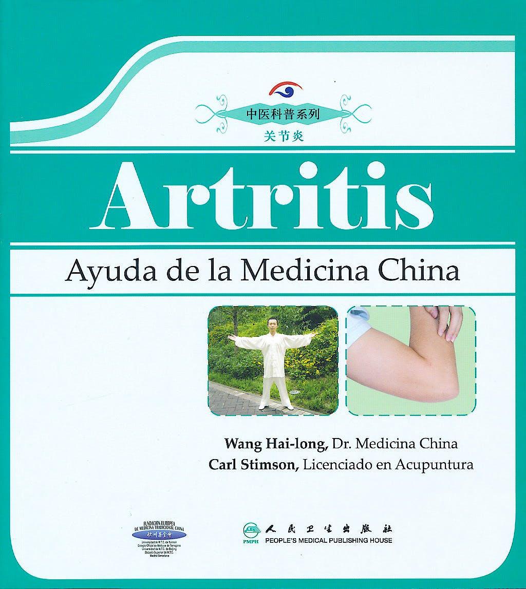 Portada del libro 9787117132220 Artritis. Ayuda de la Medicina China