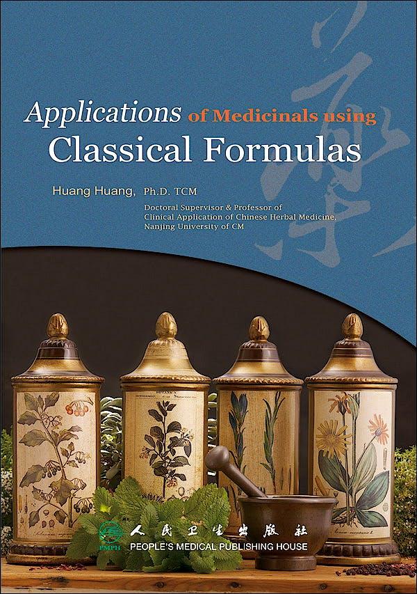 Portada del libro 9787117135030 Applications of Medicals with Classical Formulas