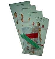 Láminas Microsistema (Set de 5 Láminas 50 x 98 cm.), Español-Chino, con Varillas de Sujeción Incluidas