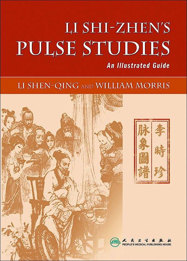 Portada del libro 9787117137621 Li Shi-Zhen's Pulse Studies - an Illustrated Guide