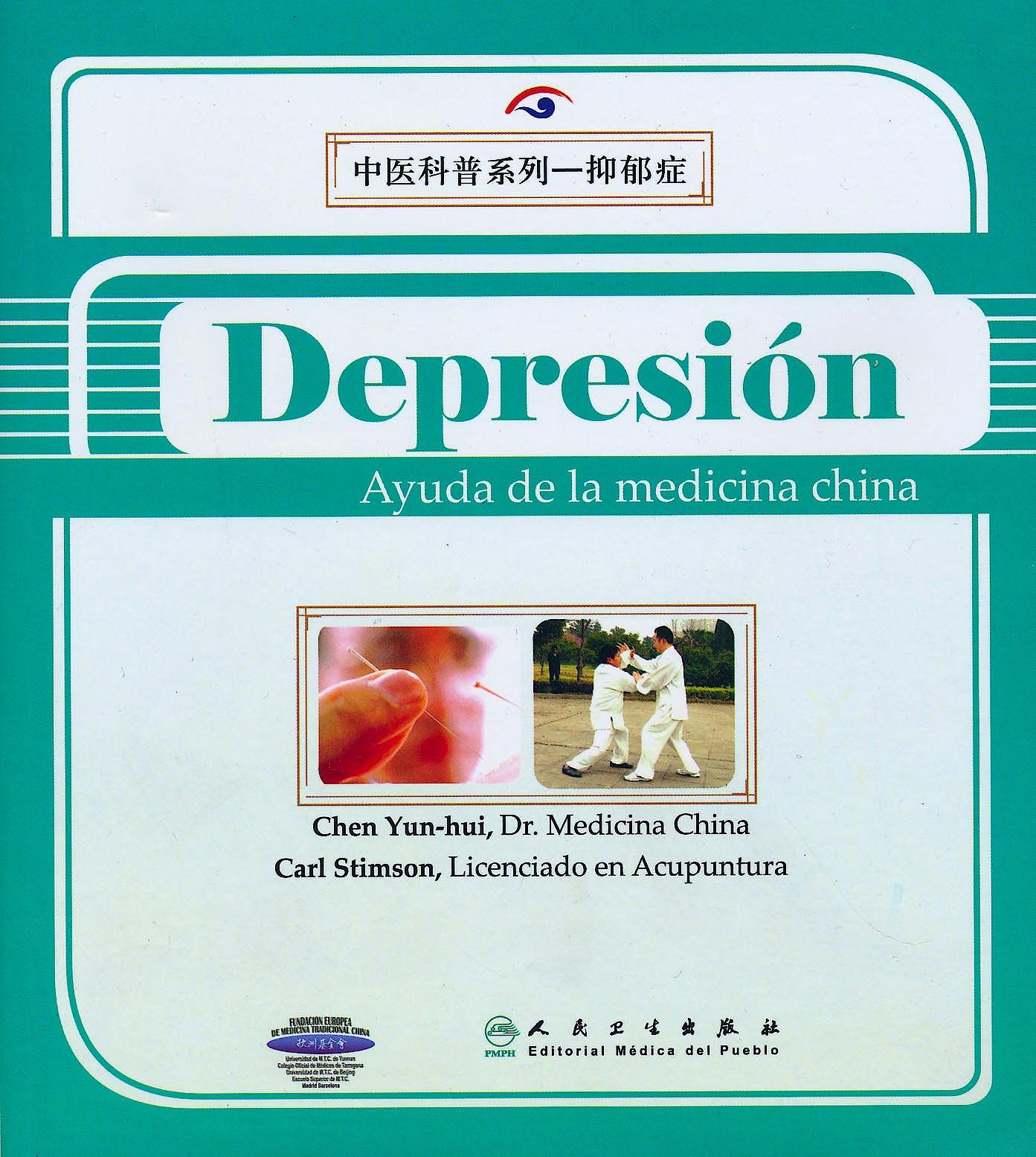 Portada del libro 9787117145060 Depresión. Ayuda de la Medicina China